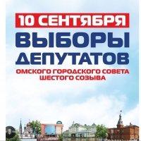Голоса на выборах в Горсовет Омска уже отдали почти 800 избирателей