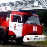 В Омске на улице Рокоссовского в результате пожара погиб 72-летний мужчина