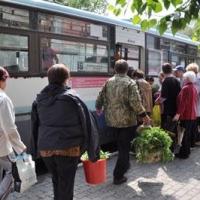 В Омске дачные маршруты продлили до 11 октября