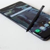 Экран у Galaxy Note 8 признан лучшим в истории смартфонов
