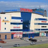 Омский «Триумф» получил штраф за строительство без разрешения
