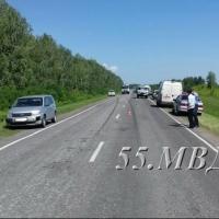 В Омской области молодой водитель насмерть сбил ребенка