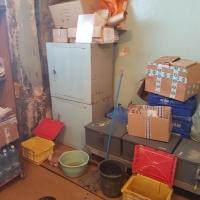 Сила интернета: в ближайшее время крышу омского почтового отделения почистят от снега