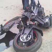 В Омске 9 мая разбились 6 мотоциклистов