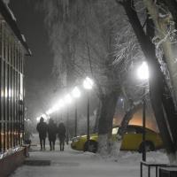 К воскресенью в Омскую область придет морозная погода