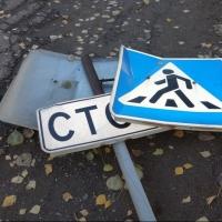 Омская полиция начала проверку ДТП со сбитым ребенком