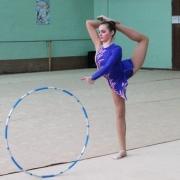 В Омске открывается дворец художественной гимнастики