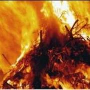 В Омской области мужчина спалил 7 тонн сена в отместку за увольнение