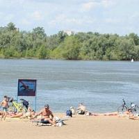 Омичам не советуют купаться в Иртыше