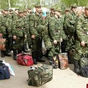 Омские военкоматы перевыполнили план
