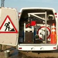 Омские дороги проверили с помощью мобильной лаборатории