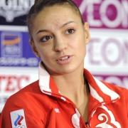 Евгения Канаева одержала очередную победу перед Олимпиадой