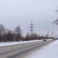 Подавляющее число ДТП в Омске связано со снегом на дорогах