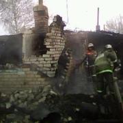 Пожар унес жизнь семьи