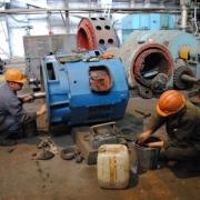 Омские коммунальщики ремонтируют ТЭЦ-3 и теплосети на Нефтезаводской