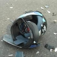 В Омской области насмерть разбился 35-летний мотоциклист