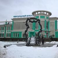 Восемь электричек в Омской области начнут отправляться чуть раньше