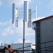 Омичи переходят на ветрогенераторы и солнечные батареи