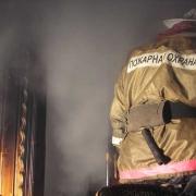 Пожарные спасли детей