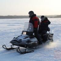 В Омской области отец с сыном чуть не замерзли в лесу в 30-градусный мороз