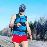 По пути в Пекин через Омск пробежит российский Форрест Гамп
