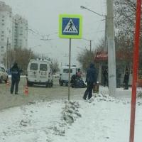Два пешехода попали в больницу после ДТП в Омске