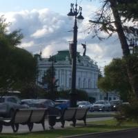 В омской драме поставили спектакль по неэкранизированным сценариям Шпаликова
