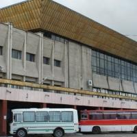Из Омска в Казахстане не смог отправиться автобус