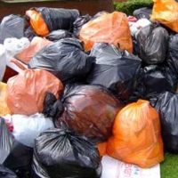 Весной из Омска вывезли 85 тысяч тонн мусора