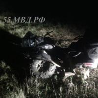 В Омской области погиб пожилой водитель квадроцикла