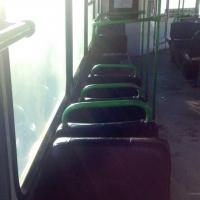 В Омске ПАТП №8 пришлось выставить свои автобусы на 49-й маршрут