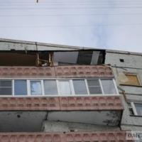 Виктор Назаров ждет отчет о состоянии омского дома, в котором произошел взрыв