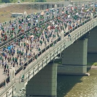 Депутаты Омска пробегут 3 километра в SIM