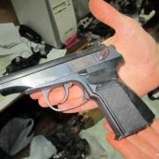 Омская полиция изъяла 63 единицы оружия