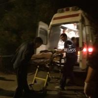 В Омске ночью парень повредил подростку голову