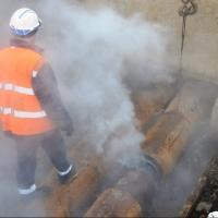 Из-за порыва трубы в Омске отключили отопление в 36-ти домах