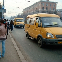 Омская полиция сняла с рейса 15 маршруток