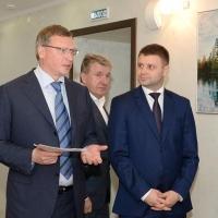 Бурков назначил нового министра строительства Омской области