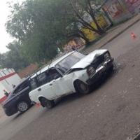 Столкновение двух «ВАЗов» привело к травмам четырех человек