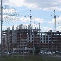 В Омской области почти на треть сократилось количество новостроек