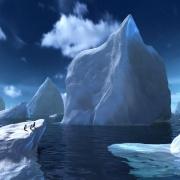 С помощью омских беспилотников сняли фильм про Арктику