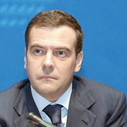 В Омске снова ждут премьер-министра Медведева
