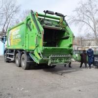«Экос» пообещала решить проблему с вывозом мусора