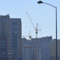 В Омской области быстрыми темпами строится жилье эконом-класса