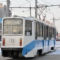Глава дептранспорта Омска лично отобрал лучшие списанные трамваи Москвы