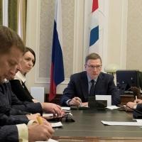Фадина и Бурков занялись проблемой пассажирского транспорта Омска