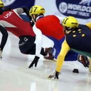 Милиция завернула конькобежцев к родителям