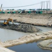"""Несмотря на банкротство, """"Мостовик"""" спас Омскую область от потопа"""