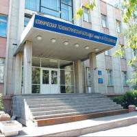 В Омске должника нашли на крыше психиатрической больницы
