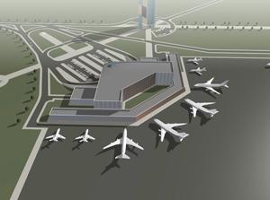 """Минтранс считает действующий омский аэропорт """"бесперспективным"""""""